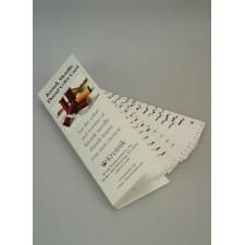 Kreinik kleurenkaart metaaldraad