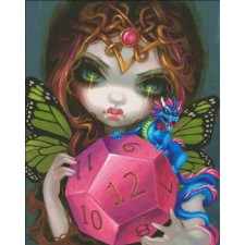 12 Sided Dice Fairy