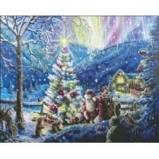 Mini Christmas Scene