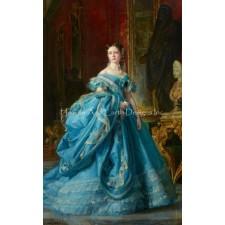 Mini Infanta Isabel De Bourbon