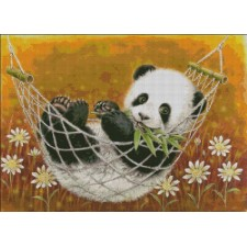 Hammock Panda - Yellow