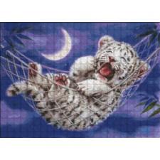 Mini Hammock White Tiger