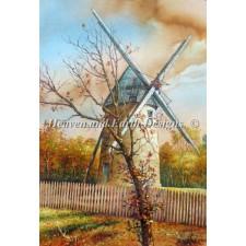 Windmill in Dordogne