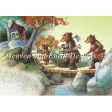 Goldilocks 3 Bears