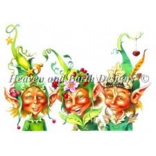 Elves in Fancy Hats