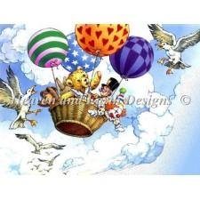 Teddies Fly Away
