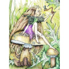 Glow Worm Fairy