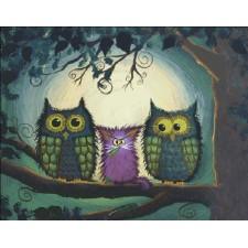 Nervous Owls