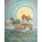 Mermaid Moon Rising