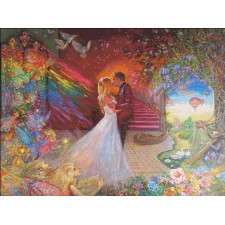 Supersized Fairy Wedding