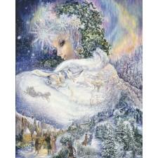 Supersized Snow Queen JW