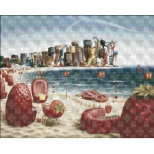 Strawberry Beach