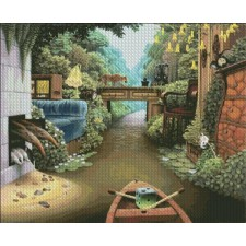 Pocket Jungle Room
