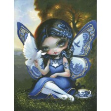 Blue Willow Fairy