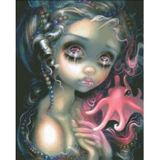 Dumbo Octopus Mermaid