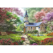 The Country Church Max Color
