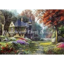 Victorian Garden Max Colors