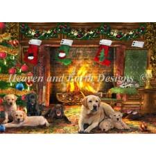 QS Festive Labradors