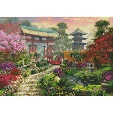 Supersized Japan Garden