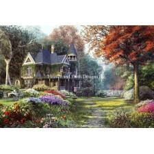 Supersized Victorian Garden