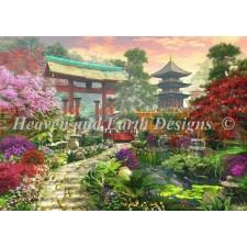 Supersized Japan Garden Max Color