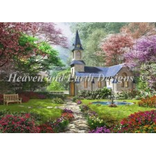 Supersized The Country Church Max Color