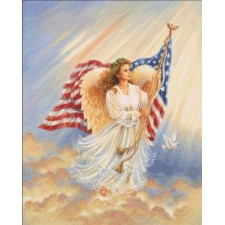 Mini American Angel