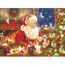 Mini Kitten Christmas