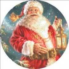 Ornament Enchanted Christmas Max Colors