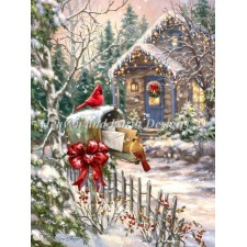 Supersized Cardinal Cottage Max Color