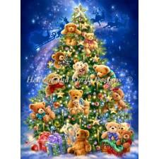 SS Teddy Bear Tree MC