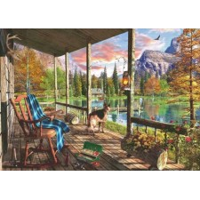 Supersized Mount Cabin Home Max Colors