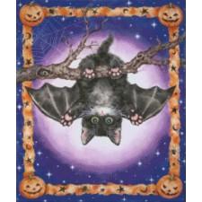 Mini Halloween Bat Max Colors