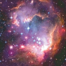 Small Magellanic Cloud Max Color