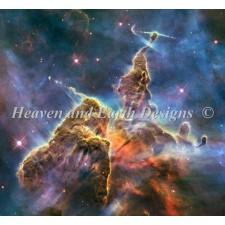 Mystic Mountain Nebula Max Color