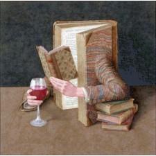 Books Reading Books