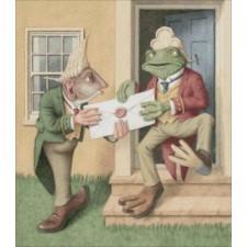 Froggy Post