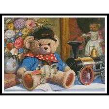 Teddy and Locomotive - #11282-MGL