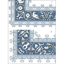 Assisi Embroideries Plate 012