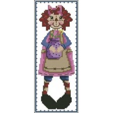 Annie 005 May Bookmark