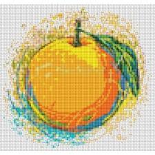 Kitchen Series: Very Orange (Mini Chart)