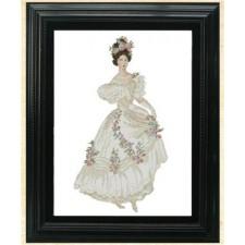 Mlle. Colette Vintage Fashion Chart