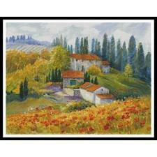 Tuscan Sunlight - #11307-ARTL