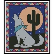 Southwest Coyote - #11322