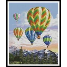 Hot Air Balloons 2 - #11323-PFLD