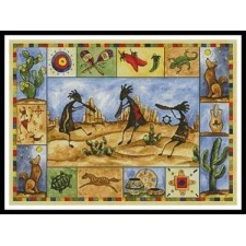 Kokopelli Sampler - #11328-PFLD