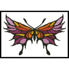 Colourful Wings - #11338