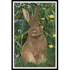 Rabbit Painting - #11343-KAC