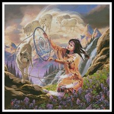 Dream Catcher - #11345-MGL