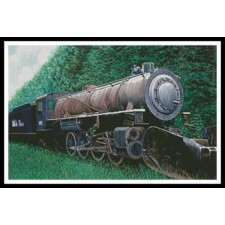 Skagway, White Pass Locomotive - #11353-MB